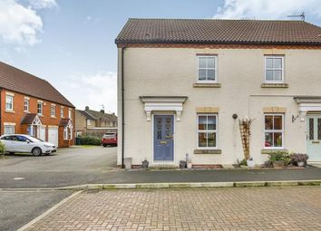 Thumbnail 3 bed semi-detached house for sale in Neville Close, Gainford, Darlington, County Durham