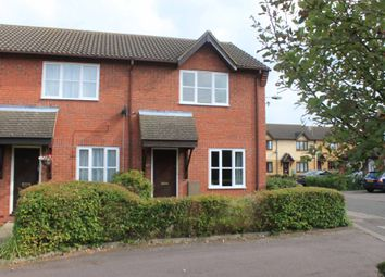 Thumbnail 2 bed end terrace house to rent in Corsican Pine Close, Newmarket