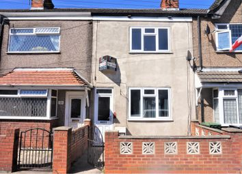 Thumbnail 3 bed terraced house for sale in Eleanor Street, Grimsby