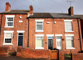 Thumbnail 2 bedroom terraced house for sale in Grey Street, Newthorpe, Nottingham