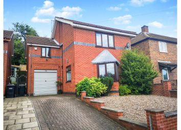 Thumbnail 3 bed detached house for sale in Earl Crescent, Nottingham