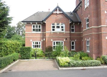Thumbnail 2 bed flat for sale in Lynton Grove, Timperley