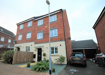 Thumbnail 4 bed semi-detached house for sale in Dane Grove, Annesley, Nottingham