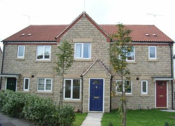 Thumbnail 2 bed town house to rent in Blackberry Court, Clowne, Chesterfield