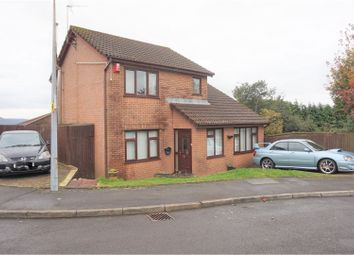 Thumbnail 3 bed detached house for sale in Waunfain, Caerphilly