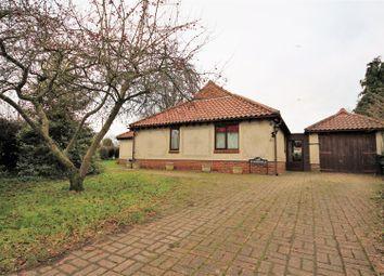 Thumbnail Detached bungalow for sale in Horseshoes Lane, Weston Colville, Cambridge