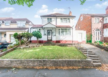 Thumbnail 4 bed detached house for sale in Cole Valley Road, Birmingham