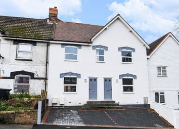 Thumbnail 2 bed terraced house for sale in Langley Road, Parkstone, Poole