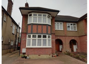 Thumbnail 3 bed semi-detached house for sale in Prince George Avenue, London