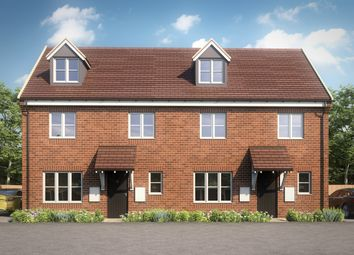 Thumbnail 4 bed semi-detached house for sale in Mapletoft Avenue, Saffron Walden, Essex