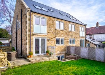 5 bed semi-detached house for sale in Sutherland Road, Lightcliffe, Halifax HX3