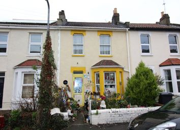 Thumbnail 3 bed terraced house for sale in Grove Park Terrace, Fishponds, Bristol