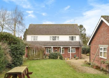 Thumbnail 5 bed property for sale in The Street, Great Cressingham, Thetford