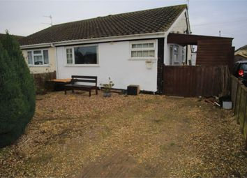 Thumbnail 2 bed semi-detached bungalow for sale in The Strand, Mablethorpe, Lincolnshire