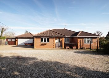 Thumbnail 4 bedroom detached bungalow for sale in London Road, Hook