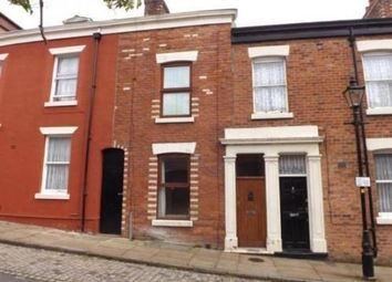 Thumbnail 4 bed terraced house for sale in Great Avenham Street, Preston
