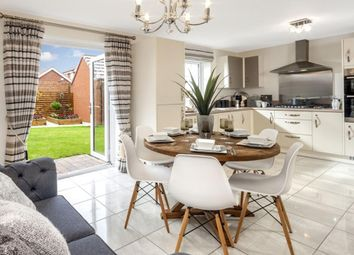 "Thumbnail 4 bed detached house for sale in ""Irving"" at Caistor Lane, Poringland, Norwich"