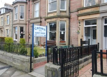 Thumbnail Hotel/guest house for sale in Crown Guest House, 19 Ardconnel Street, Inverness