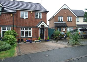Thumbnail 3 bed town house for sale in Lavender Gardens, Heanor