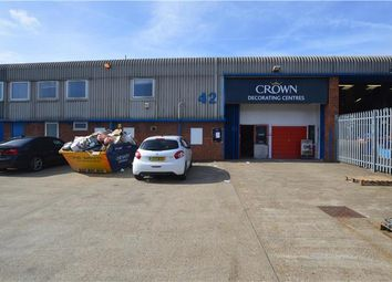 Thumbnail Light industrial to let in Unit 42, Silverwing Industrial Estate, Imperial Way, Croydon, Surrey