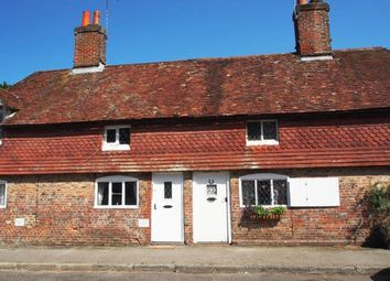 Thumbnail 2 bed terraced house for sale in Winchester Road, Chawton, Hampshire