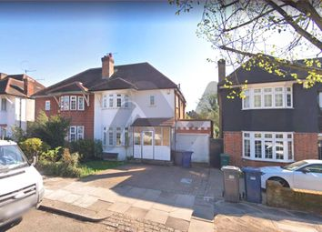 Thumbnail 3 bed semi-detached house to rent in Westhill Way, Totteridge