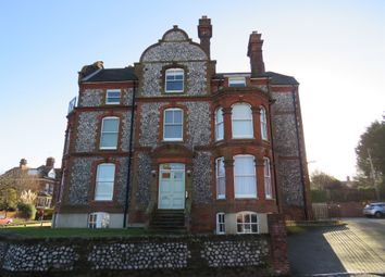 Thumbnail 2 bed flat for sale in St. Marys Road, Cromer