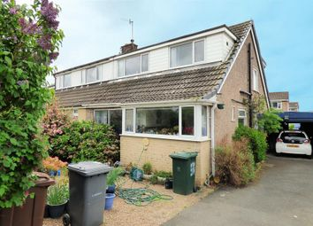 Thumbnail 2 bed semi-detached bungalow for sale in Currer Walk, Steeton, Keighley