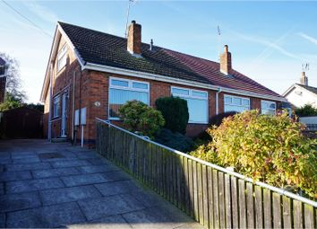 Thumbnail 3 bed semi-detached house for sale in Forest Street, Annesley Woodhouse, Nottingham