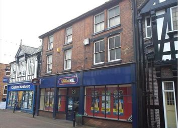 Thumbnail Commercial property for sale in 2-4, Crown Street, Northwich