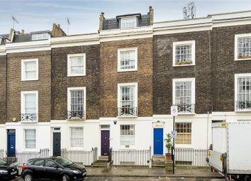 Thumbnail 4 bedroom terraced house for sale in Jamestown Road, Camden, London