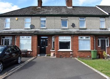 Thumbnail 3 bed terraced house for sale in Hillhall Road, Lisburn