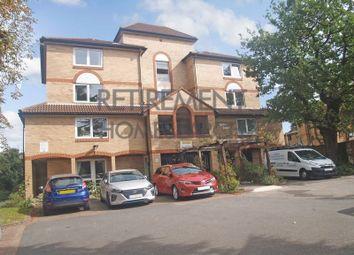 Thumbnail 1 bed flat for sale in Alden Court, Croydon