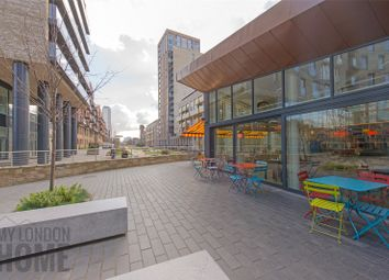 Thumbnail 2 bed flat for sale in Marine Wharf East, Canada Water, London