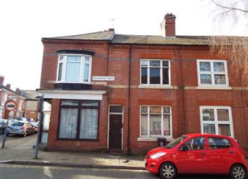 Thumbnail 3 bed terraced house for sale in Dashwood Road, Leicester