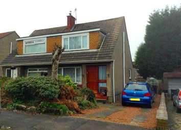 Thumbnail 3 bed semi-detached house for sale in Sunart Gardens, Bishopbriggs, Glasgow
