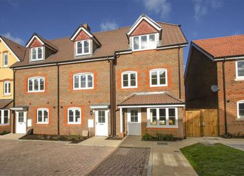 Thumbnail 3 bed town house for sale in Rudgard Way, Liphook, Hampshire