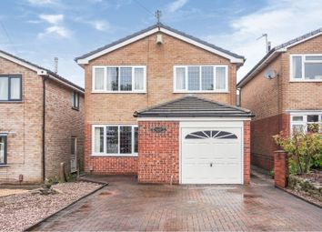 Thumbnail 4 bedroom detached house for sale in Leander Drive, Rochdale