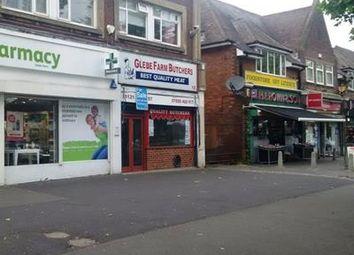 Thumbnail Retail premises to let in 12 Glebe Farm Road, Birmingham