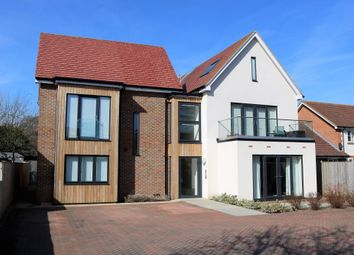Thumbnail 2 bed flat for sale in Thame Road, Haddenham, Aylesbury