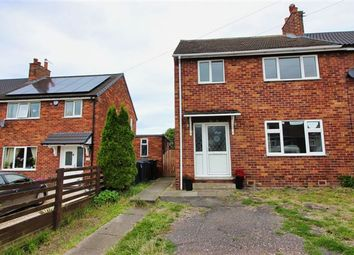 Thumbnail 3 bed semi-detached house for sale in Wesley Avenue, Swallownest, Sheffield, Rotherham