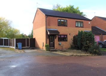 Thumbnail 2 bed semi-detached house for sale in Poulter View, Retford