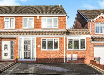 Thumbnail 4 bed semi-detached house for sale in Centurion Close, Coleshill, Birmingham, Warwickshire