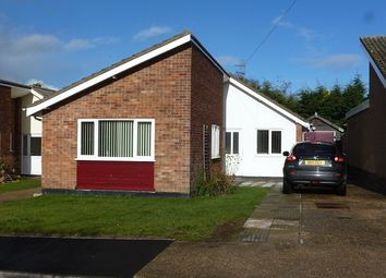 Thumbnail 3 bedroom bungalow to rent in Burnt Hill Way, Carlton Colville, Lowestoft