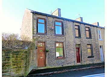 Thumbnail 3 bed terraced house for sale in Blenheim Terrace, Foulridge