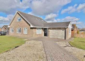 Thumbnail 4 bed detached bungalow for sale in Tanner's Ridge, Purbrook, Waterlooville