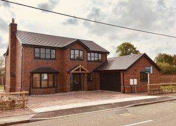 Thumbnail 5 bed detached house for sale in Paddock View, Chetwynd Road, Edgmond, Shropshire