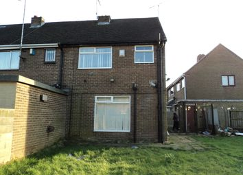 Thumbnail 2 bed end terrace house for sale in Ouzelwell Road, Dewsbury