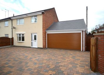 Thumbnail 3 bed semi-detached house to rent in Humphrey Davy Road, Bedworth