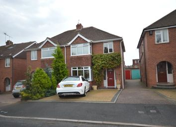 Thumbnail 3 bed semi-detached house for sale in Madison Avenue, Exeter, Devon